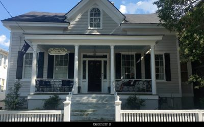 Downtown Columbia's Slice of Heaven — Chesnut Cottage Bed & Breakfast